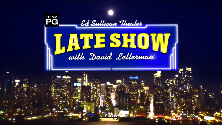 #davewatch final Late show musical guests