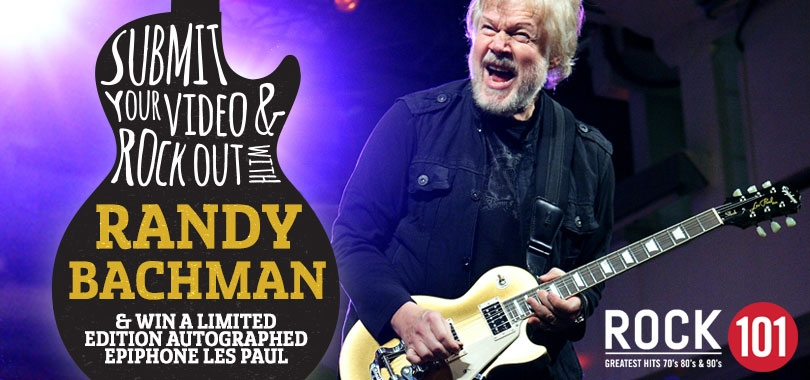 Rock Out With Randy Bachman