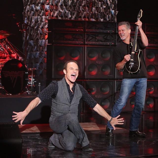 Van Halen Rocks the Ellen Show
