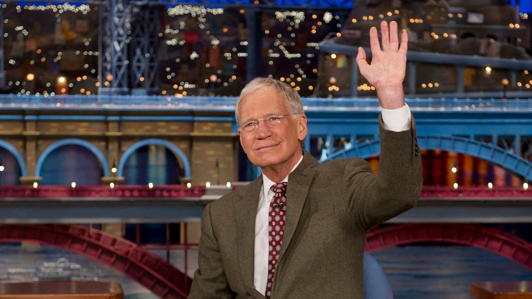 Letterman Would Have Liked Jon Stewart As His Replacement