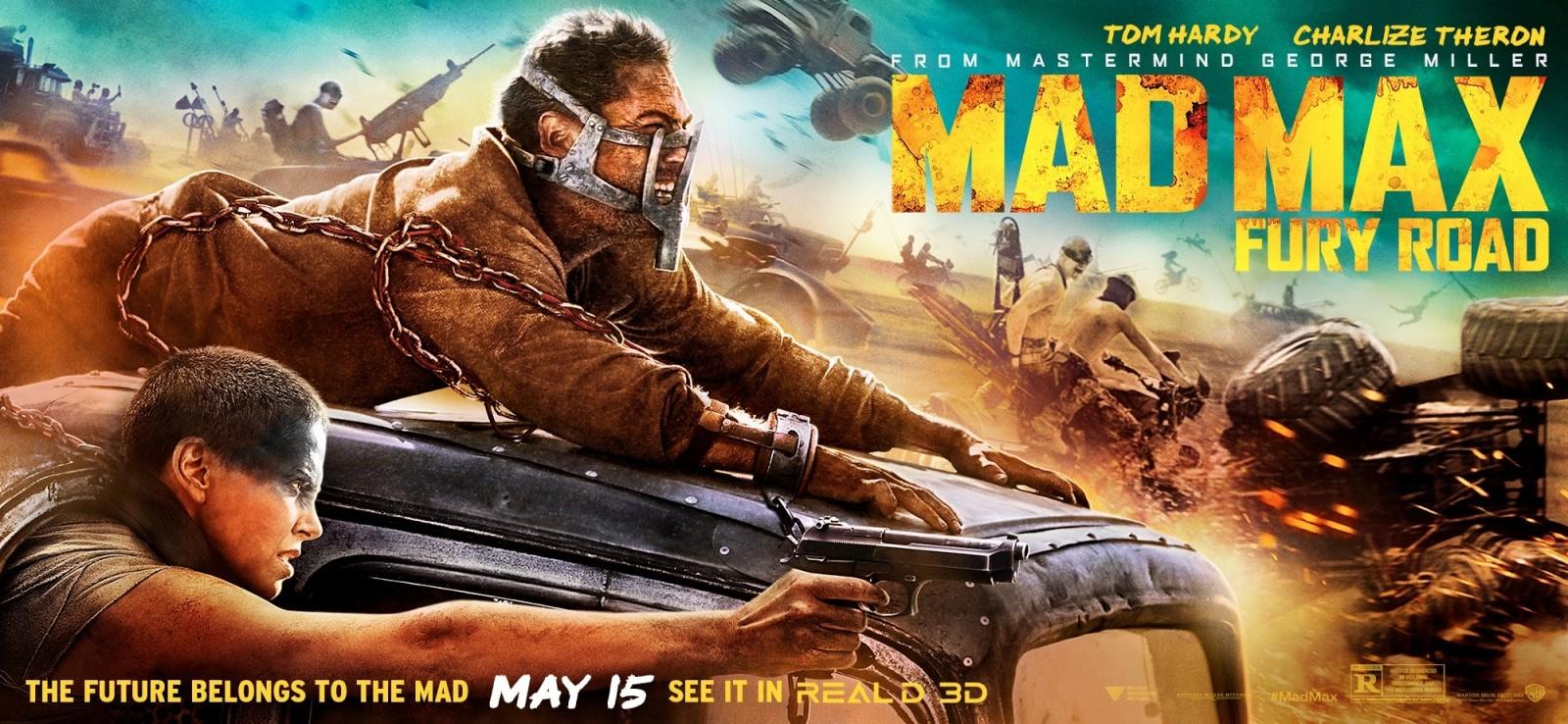 Mad Max: Fury Road Official Retaliate Trailer