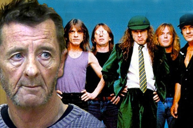 Looks like drummer Phil Rudd wont be touring with ACDC anytime soon.