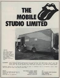 Restoration of Rolling Stones' Mobile Studio underway!