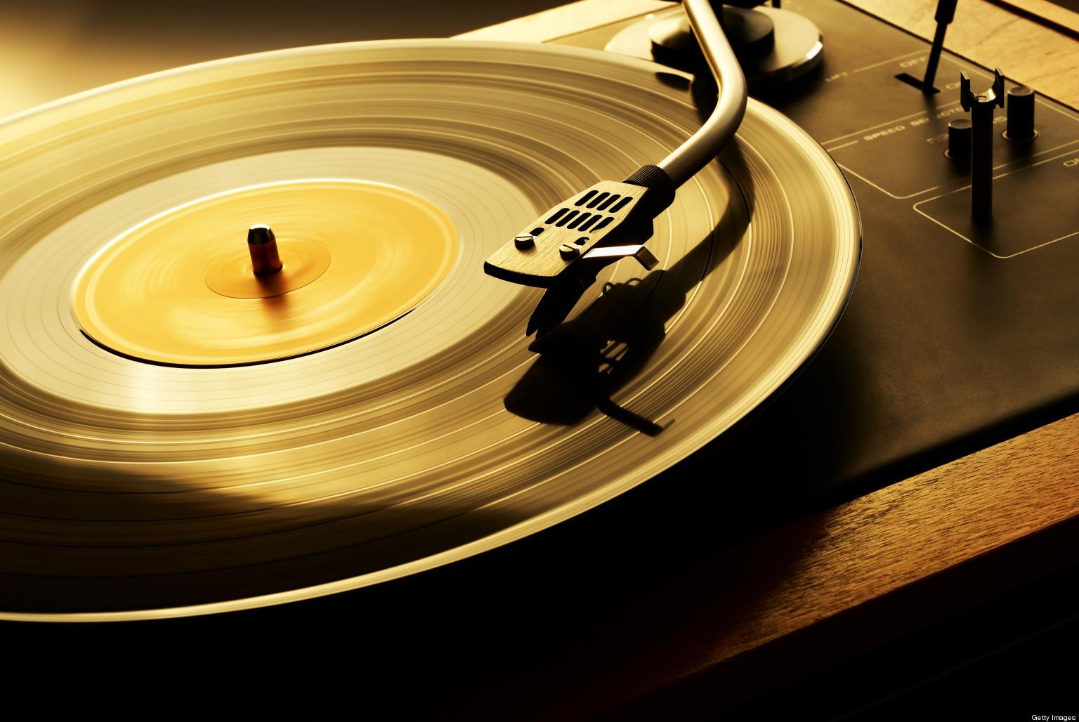 Vinyl won't quit!