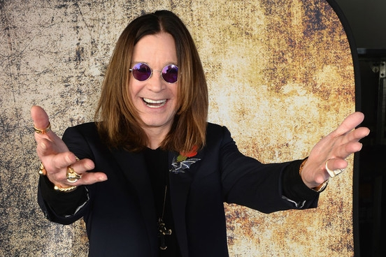 The Louisville Leopards get a gift from Ozzy Osbourne!