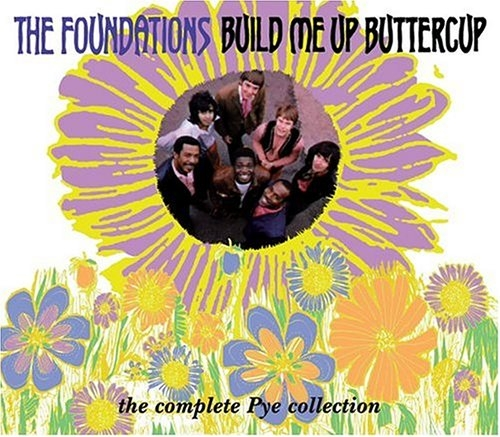 Classic Cover Tuesday!!!! Build Me Up Buttercup by the Foundations....
