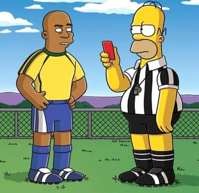Simpsons Predict FIFA Scandal