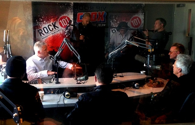 U2 In Studio Before iNNOCENCE + eXPERIENCE Tour Kickoff - Full Interview