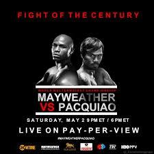 Fight of the Century!!!!