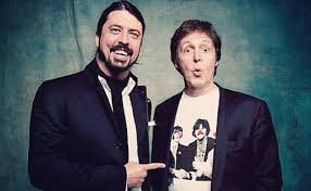 McCartney Jams With Grohl... again!