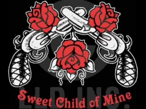 Sweet Child o mine ripped off from Aussie Band wtf?