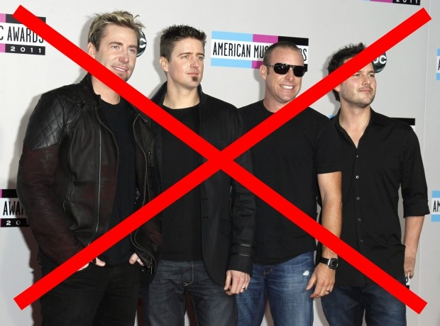 Do you hate these bands? You are not alone....
