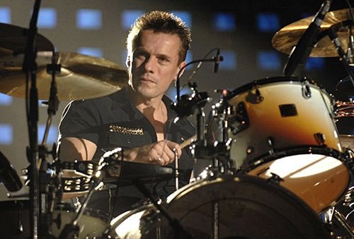 "U2s Larry Mullen Jr. ""been pretending to be a drummer for 35 years"" (Audio)"