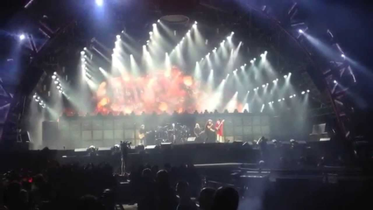 ACDC Rock or Bust tour now in high gear (videos)