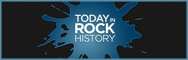 Rock History May 9th