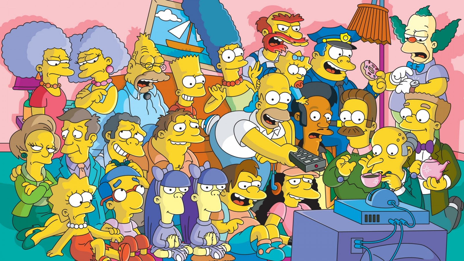 Simpsons Back For (At Least) Two More Seasons