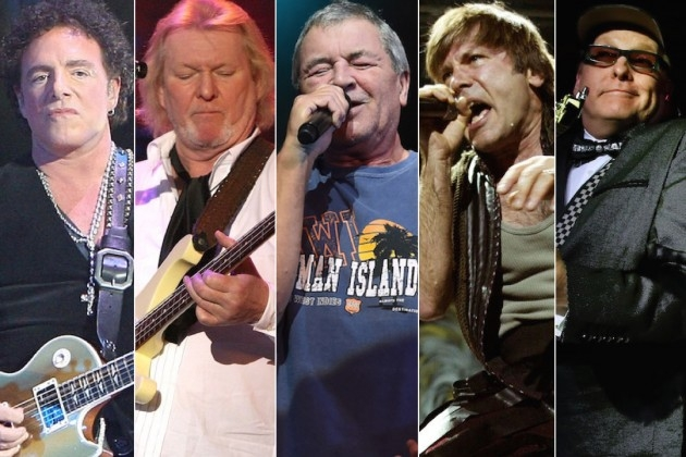 The Cars, Cheap Trick, Journey, Deep Purple: never inducted into Hall of Fame?!?....and they aren't alone.