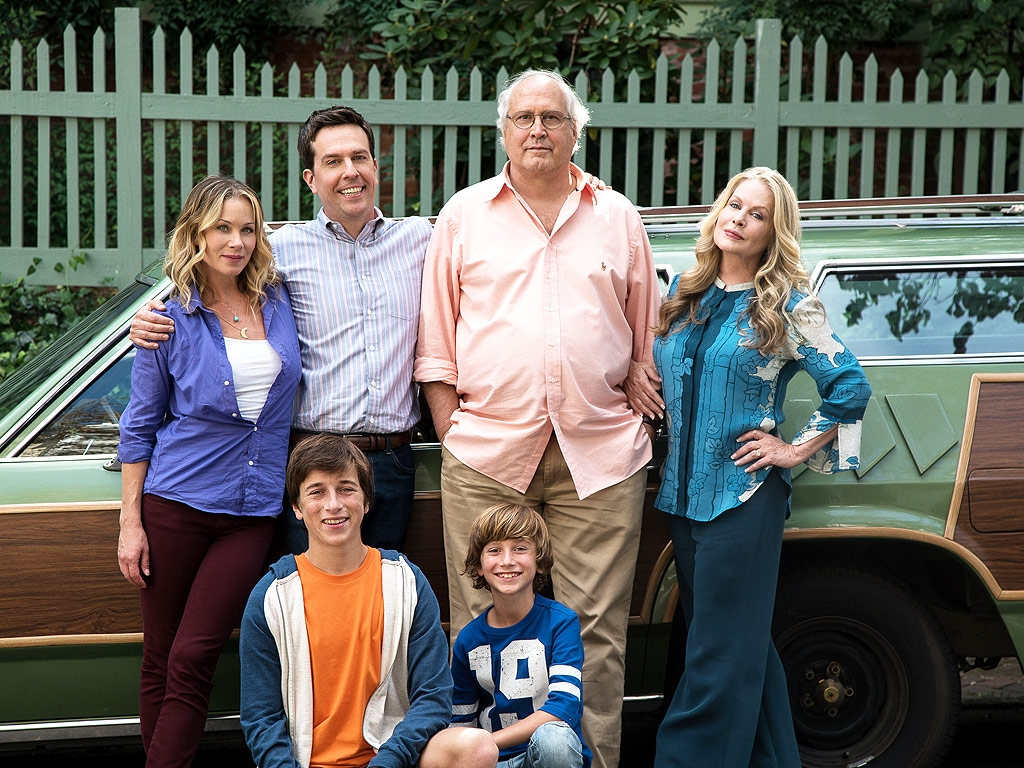 The new 'Vacation' trailer is here...