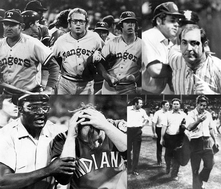 41 Years Ago Today: Cleveland Rocks 10-cent Beer Night.