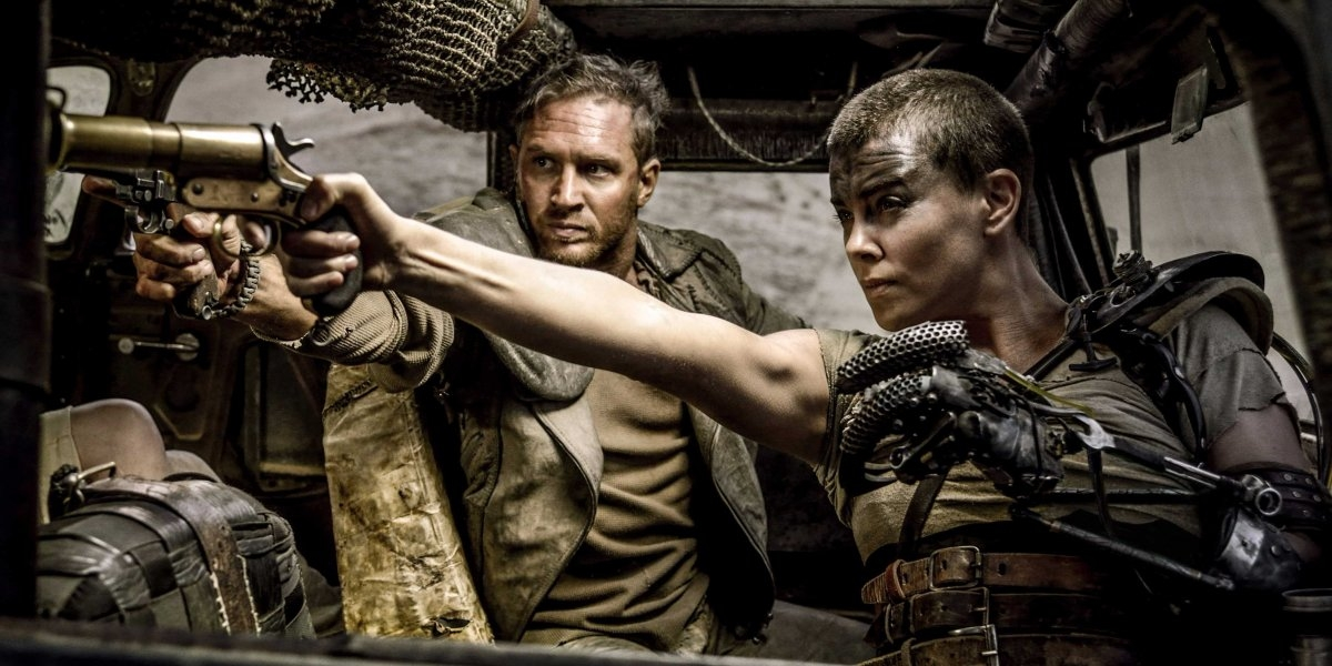 Latest news... Mad Max: Fury Road... More movies and a marriage....