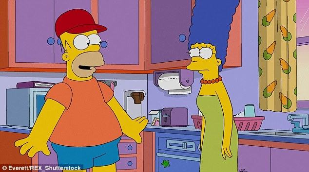 Splitsville for Marge & Homer