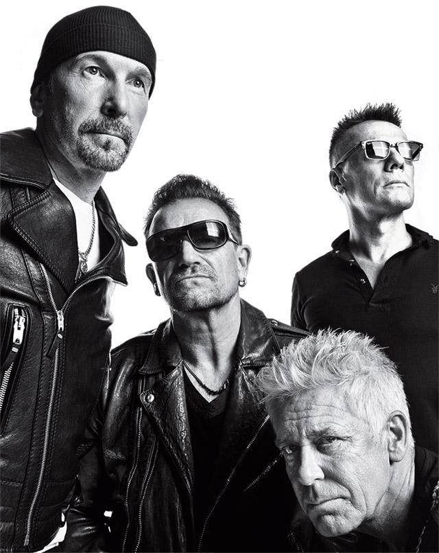U2 Rocks LA Club Show