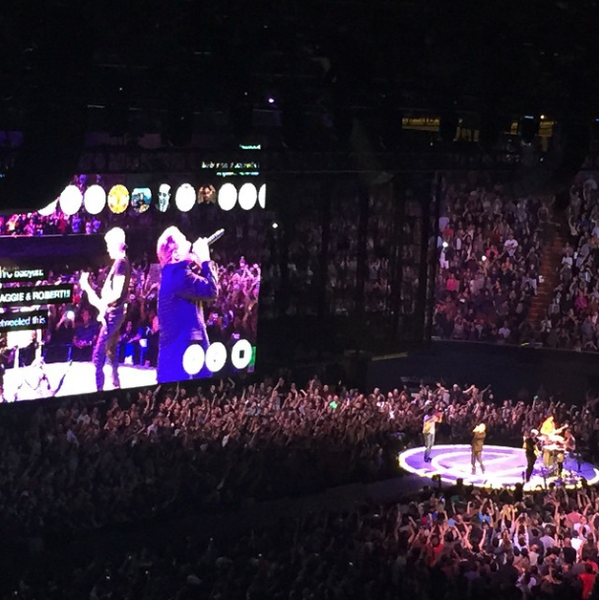 Pitt,Clooney,jLaw,Cmartin, Lady Ga Ga party with Bono U2 in LA