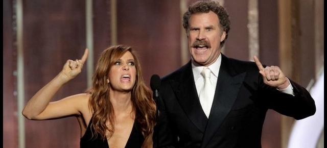 Kristen Wiig & Will Ferrell in a dramatic thriller?