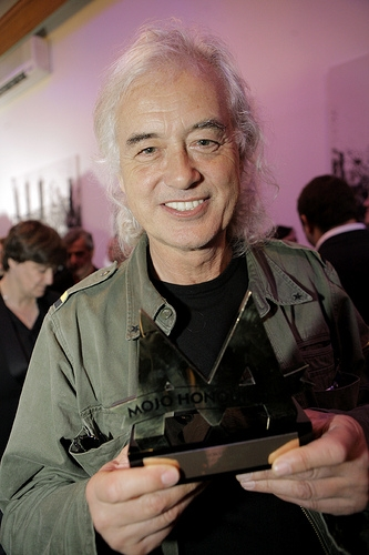 Jimmy Page and the end of the reunion dream.