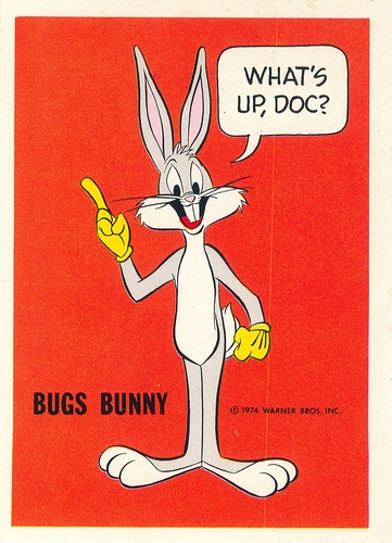 Happy 75th, Bugs!