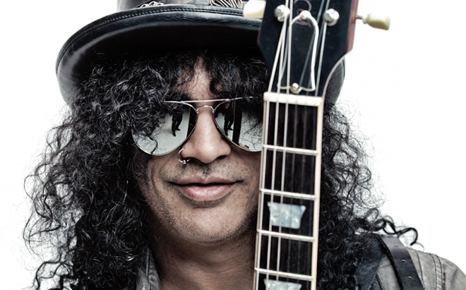 SLASH: THE MUSIC BUSINESS SUCKS