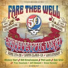 Grateful Dead Farewell Concerts... Largest Pay-Per-View Musical Ever!