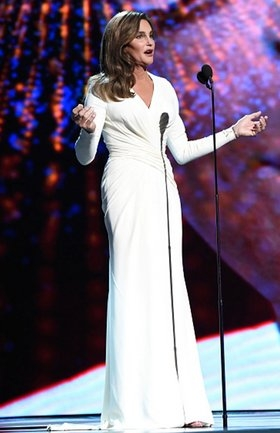 Love her or hate her...Caitlyn Jenner's speech last night ROCKED. *VIDEO*