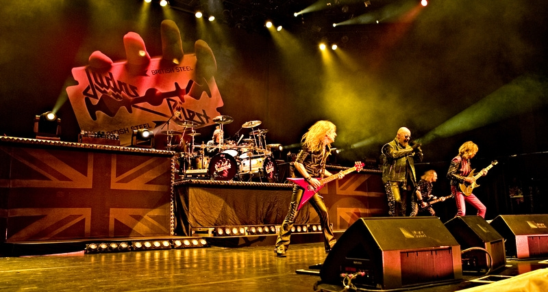 JUDAS PRIEST TO HIT STUDIO IN 2016