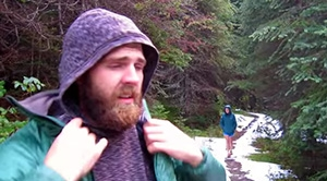 This is what walking from Mexico to Canada looks like....Sort of. *VIDEO*