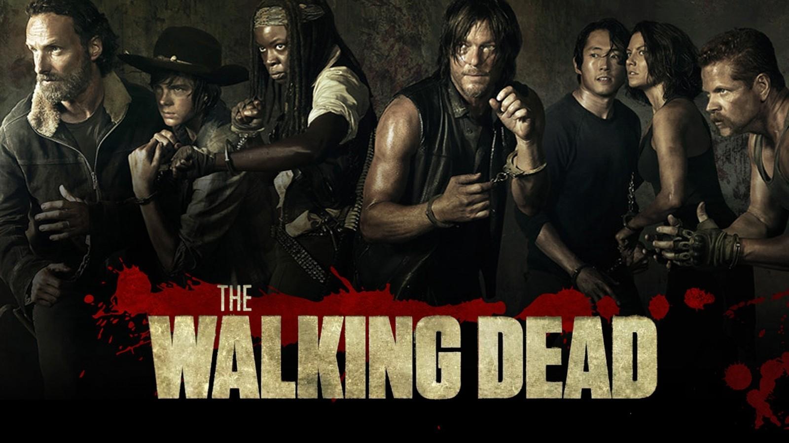 First look at Walking Dead - Season 6 *VIDEO*