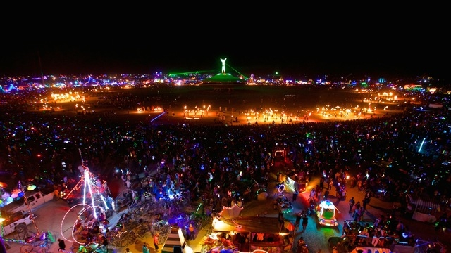 Burning Man...... Black Rock City, Nevada... August 30th to September 7th, 2015