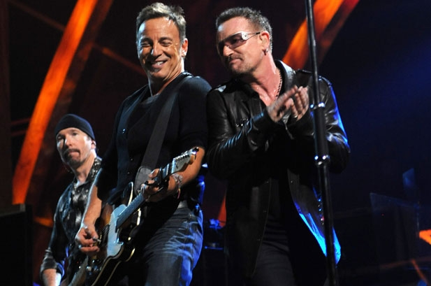 U2 + Springsteen = Awesome