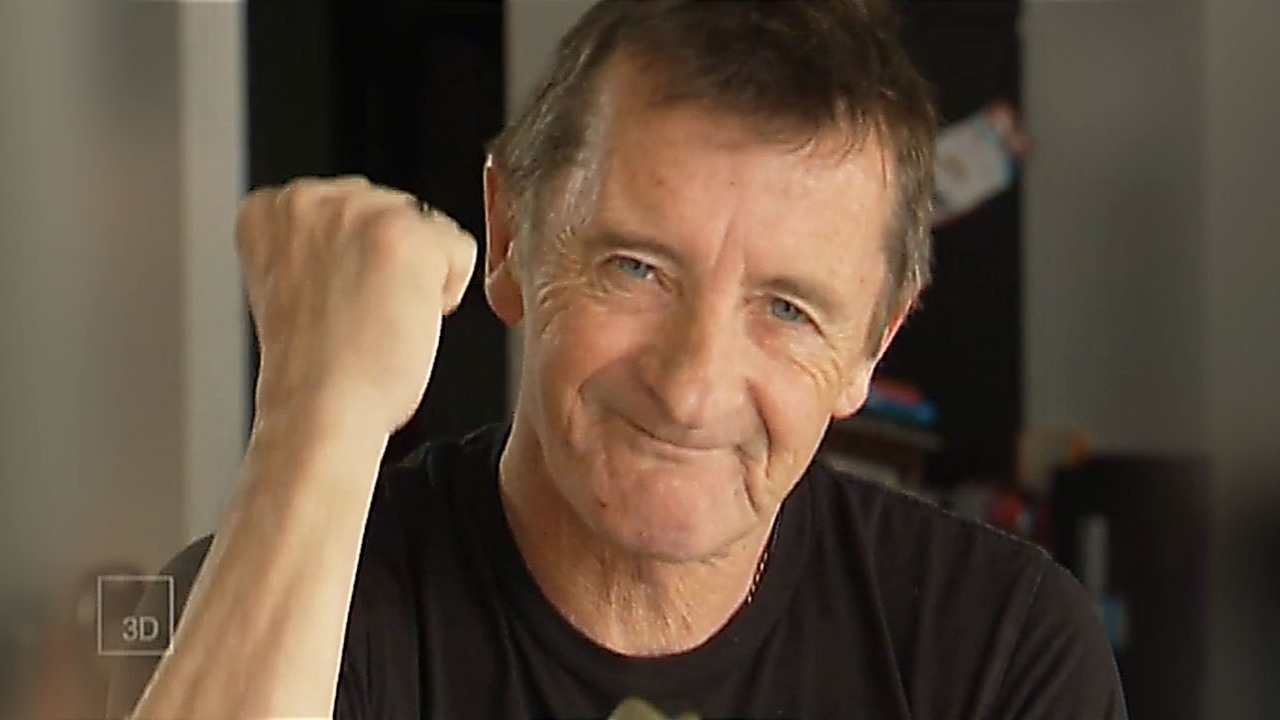 """""""I'm The Man For ACDC"""" - Phil Rudd"""