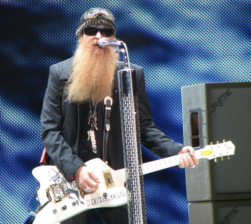 Billy Gibbons to release 1st ever solo album