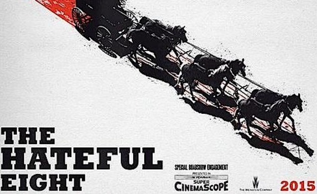 Quentin Tarantino's New Trailer is here..... And LOOKS AWESOME
