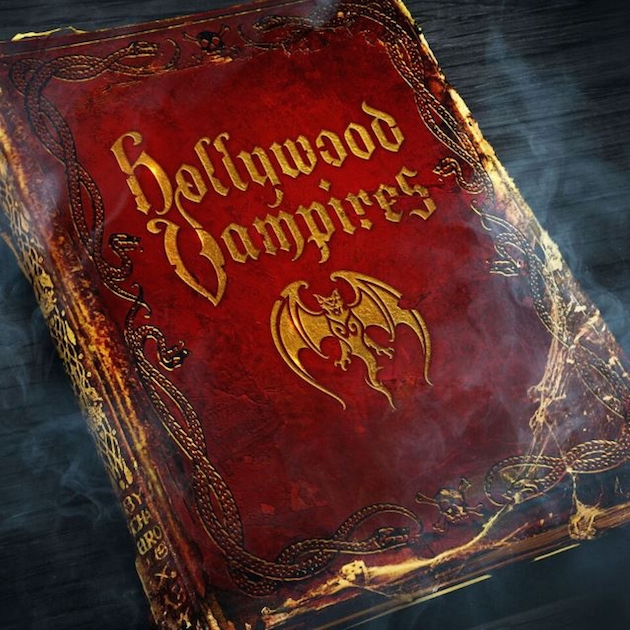 "Alice unleashes the ""hollywood vampires"""