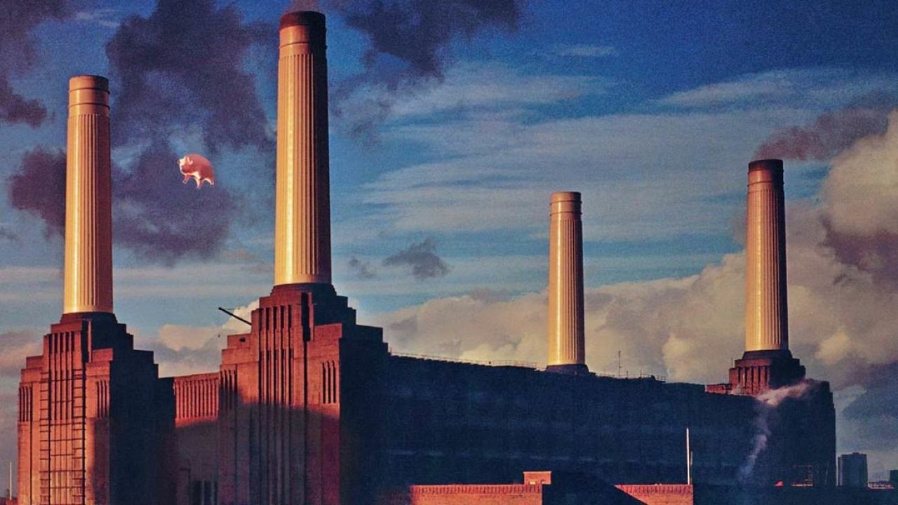 Pink Floyd's pig & other memorabilia up for auction