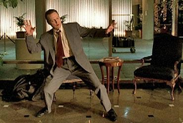 Because everyone needs more Walken, Dancin... *VIDEO*
