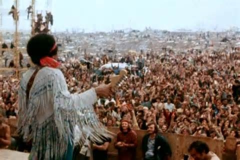 Ever wonder what rockers got paid for their Woodstock performance?