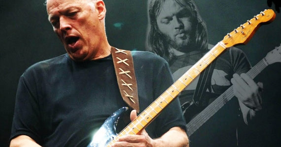 New Video from David Gilmour
