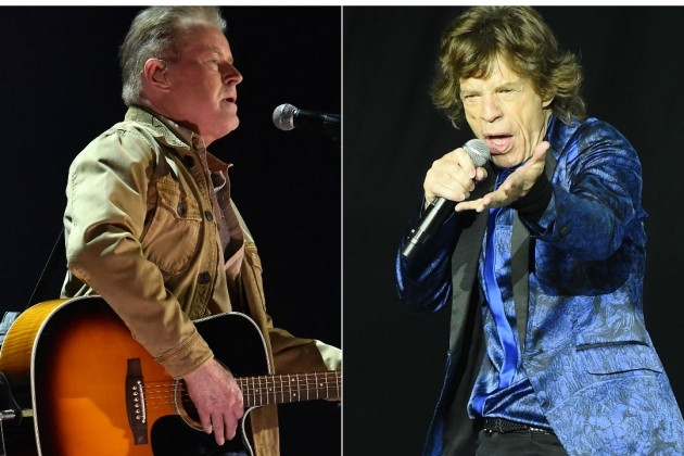 don henley & mick jagger country duet