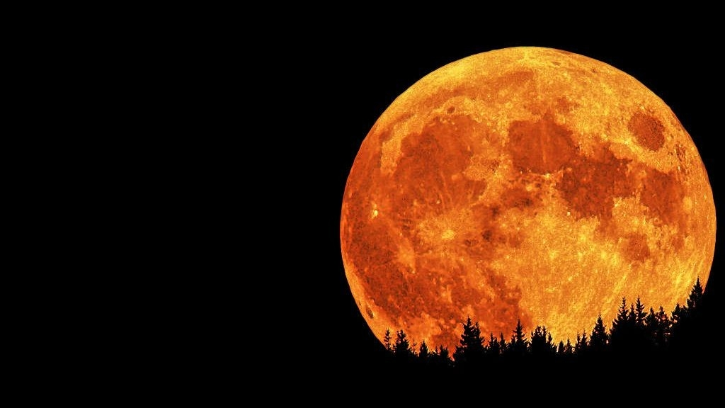 Lunar Eclipse Supermoon tonight: explained by NASA in 90 seconds *WATCH*
