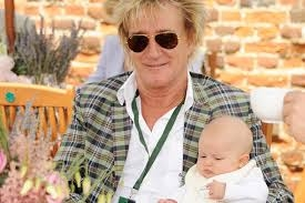 Billy Joel a dad at 66. Rod Stewart at 60..weird? Not according to Hollywood.