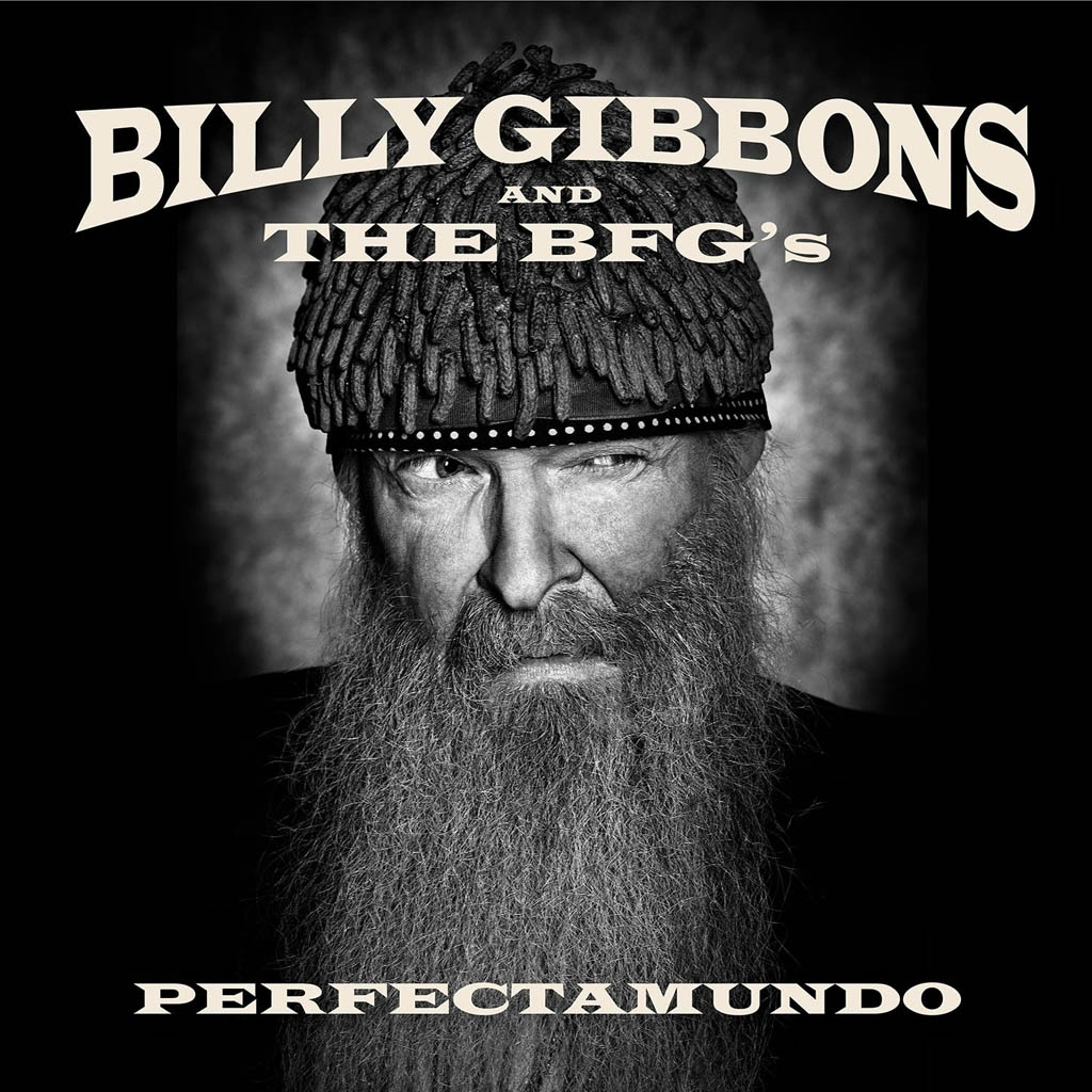 Billy Gibbons solo album perfectamundo due in november